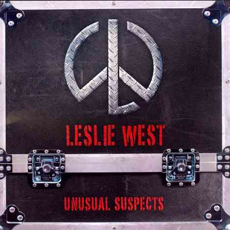 UNUSUAL SUSPECTS BY WEST,LESLIE (CD)